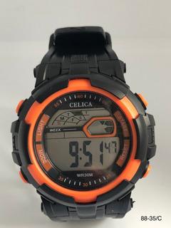 Reloj Digital Sumergible Hombre 88-35