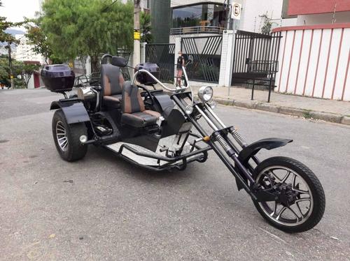 Imagem 1 de 9 de Triciclo Wv 1500