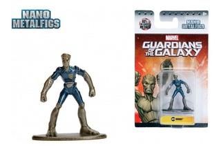Nano Metalfigs Marvel Guardianes De La Galaxia Metal