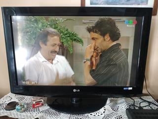 LG 32lh20r Lcd 32´´ + Chromecast 2da Gen *rosario*
