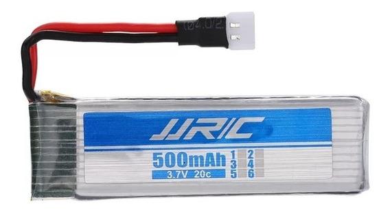 Bateria Drone Jjrc H37 3.7v 500mah Original