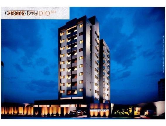 Flat Na Avenida Atras Do Shopping, Com 1 Dormitório À Venda, 34 M² Por R$ 32.000 - Centro - Jaú/sp - Fl0009