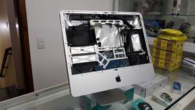 iMac Apple 20 A1224 Carcaça Com Cabos E Placa Mãe C/ Defeito