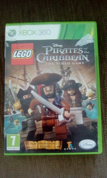 Jogo Lego Piratas Do Caribe