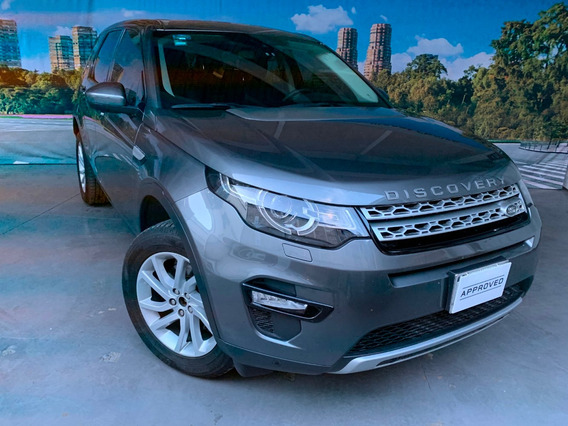 Discovery Sport Hse 3 Filas 2018
