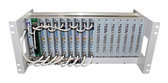 Rack Coletivo 08 Canais - Moduladores