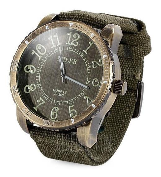 Relógio De Pulso Miler Original Esportivo Masculino A8268