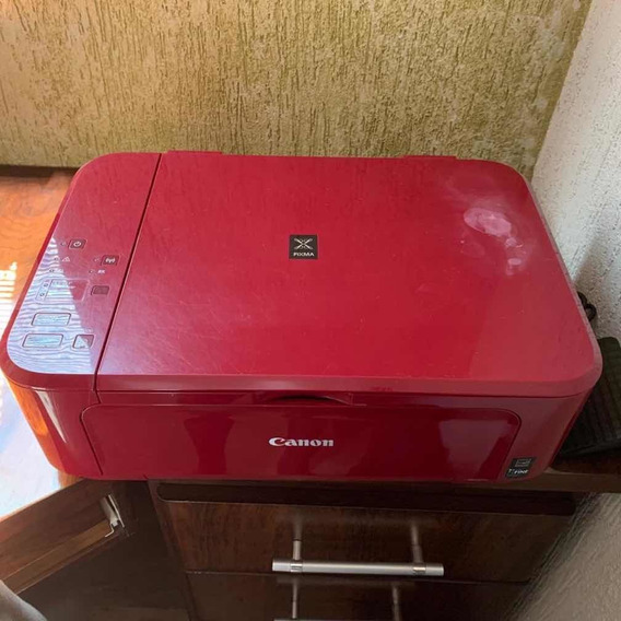 Impressora Multifuncional Cânon Modelo Mg 3510