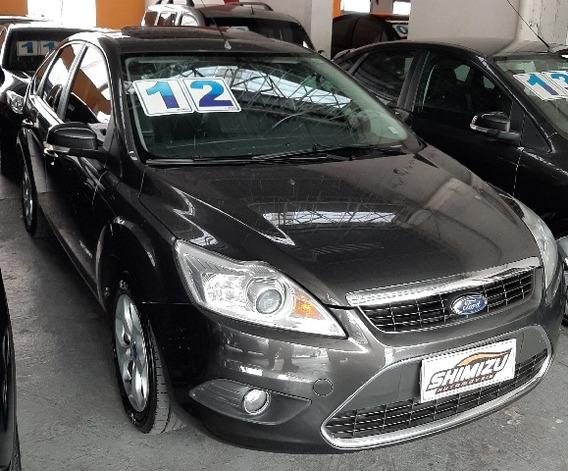 Ford Focus Hatch Titanium 2.0 16v (aut) Flex Automático