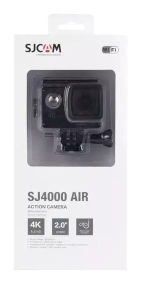 Camera De Ação Sjcam Sj4000 4k Com Wi-fi