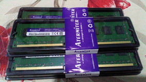 2xmemória Gamer Ddr3 8gb 1866mhz (1x 8gb) - Para Proc. Amd