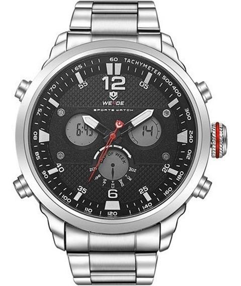 Relógio Weide Masculino Original Garantia Nota A2164
