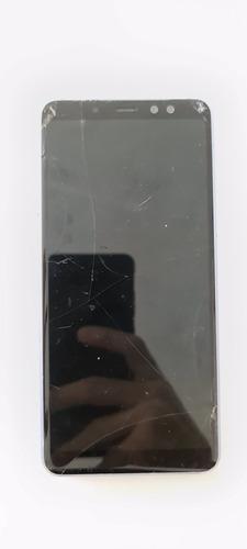Samsung A8 Plus 64gb 2018 Leia Descrição