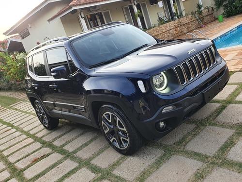Jeep Renegade 2020 1.8 Longitude Flex Aut. 5p