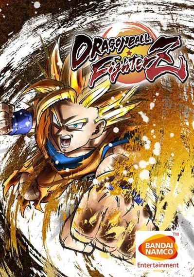 Dragon Ball Fighterz Pc Envio Digital