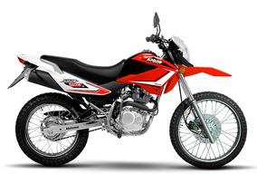 Moto Street Enduro Motomel Skua 150 V6 0km Urquiza Motos