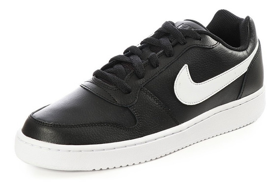 Tenis Nike Ebernon Low Negro Aq1775 002