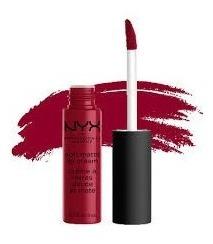 Nyx - Labial Soft Matte Lip Cream Montecarlo 100% Original