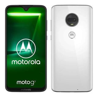 New Moto G7 Black/white (4/64gb) Libres!!