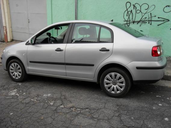 Volks Polo Sedan 1.6 Ano 2009 Km 69800 Completo