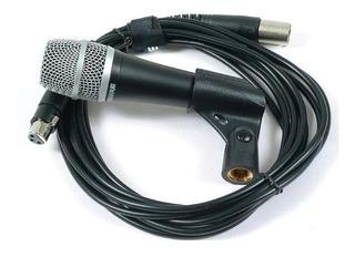 Microfono Shure Pg57 Dinamico Cardioide Rd Music