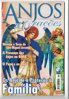 Anjos E Orações Revista Ed 4 São Miguel Arcanjo Anjos Na Bíb