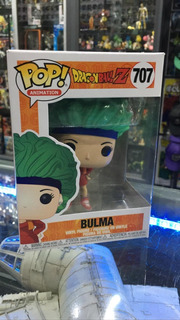 Funko Pop Dragon Ball Z - Bulma 707