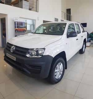 Volkswagen Amarok Trendline 4x2 + Llantas 16 (1)