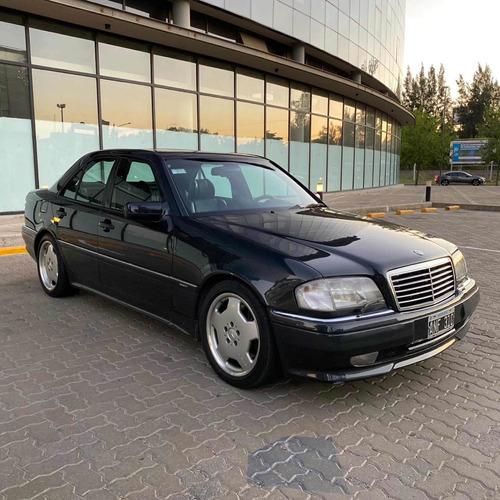 Mercedes-benz Clase C C36