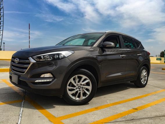 Hyundai Tucson Limited 2016 Piel Garantia 4 Cilindros