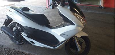 Honda Pcx 150 Branco 2015