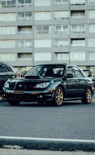 Subaru Impreza 2.5 Sedan Wrx-265 265cv Mt 2008