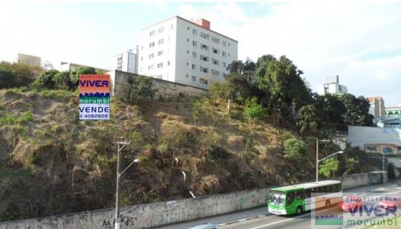 Terreno Com Vocação Para Incorporação Imobiliária Ou Sede De Empresa. Frente Para A Rodovia Anhangue - Nm4464
