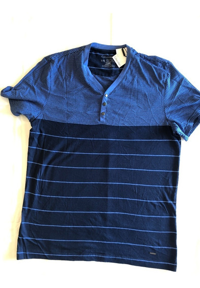 T-shirt Camiseta Calvin Klein Camisa Polo Nova Tamanho G