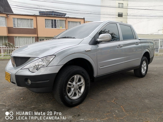 Ssangyong Actyon A200s 4x4 Diesel
