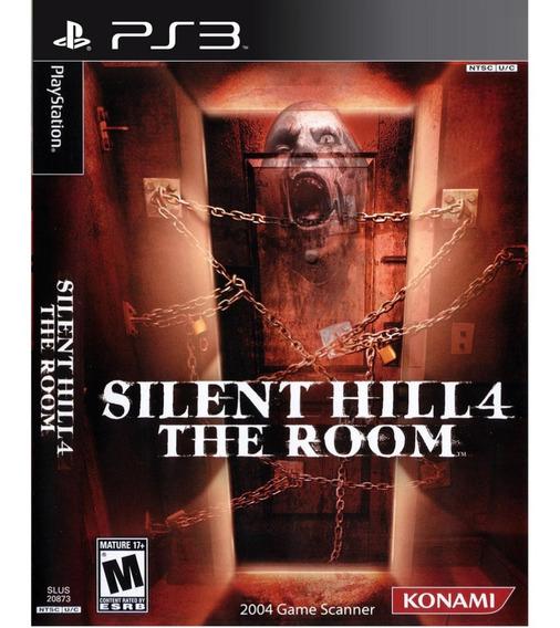 Silent Hill 4 The Hoom Playstation 3 Psn Jogos De Ps3 Promoç