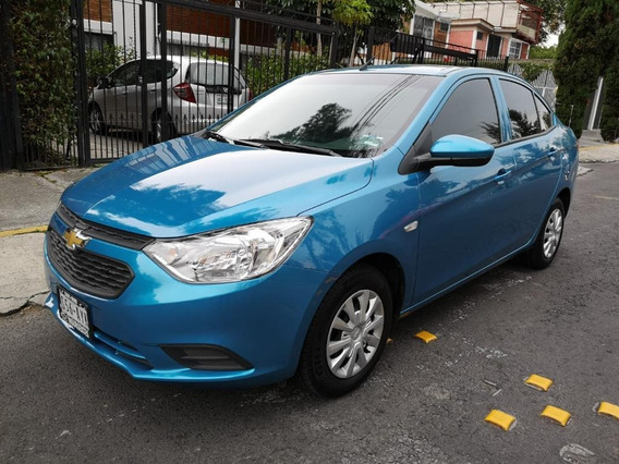 Chevrolet Aveo 1.6 Ls Aa Radio Airbag Facelift Mt 2018