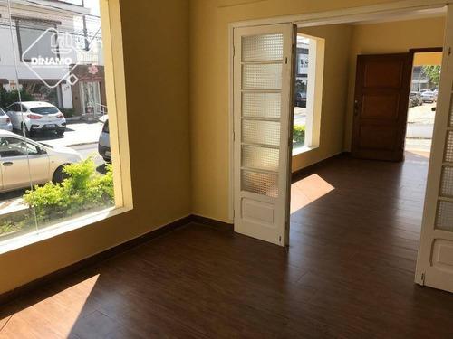 Sobrado Com 4 Dormitórios Para Alugar, 307 M² - Jardim Sumaré - Ribeirão Preto/sp - So0197