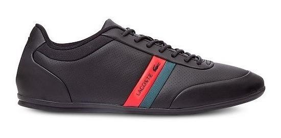 Tenis Zapatos Lacoste Storda 318 Cuero Originales