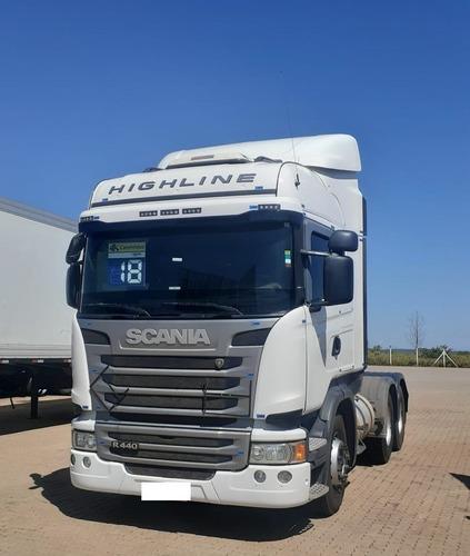 Scania R440 6x2 Highline