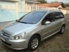 Floripa Imports Sucata Peugeot 307 Sw