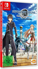 Sword Art Online Hollow Realization Switch Digital Secundari