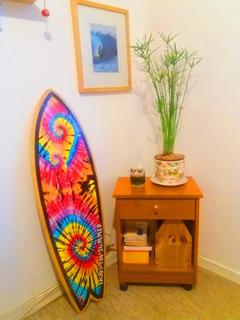 Tabla Surf Decoración