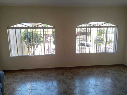 Casa Com Edícula Para Alugar No Bonfiglioli - Fl46