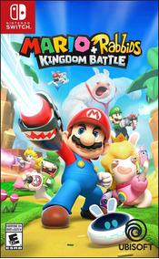 Jogo Mario + Rabbids Kingdom Battle Para Nintendo Switch