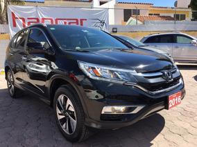 Honda Cr-v Exl Navi 4wd 2016 Negra Aut Hangar