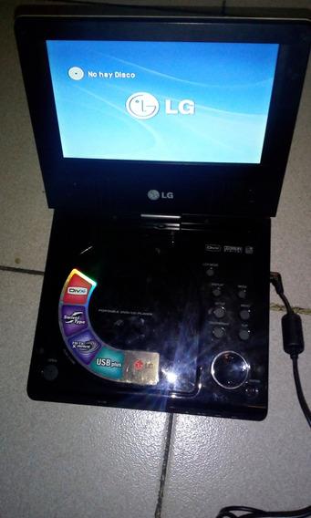 Dvd Lg Portatil Modelo Dp781