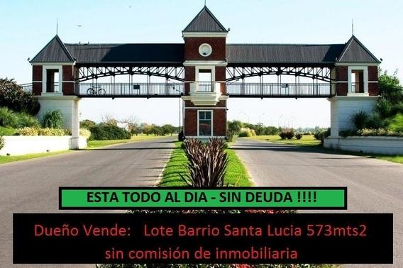 Dueño Vende Lote Pilar Del Este 573 Mts2