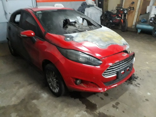 Dado De Baja Valido Alta Motor Ford Fiesta 1.6 Power Shift