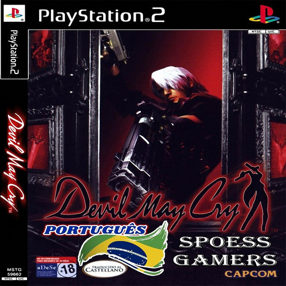 Devil May Cry 1 Ps2 Patch Portugues Pt-br Me